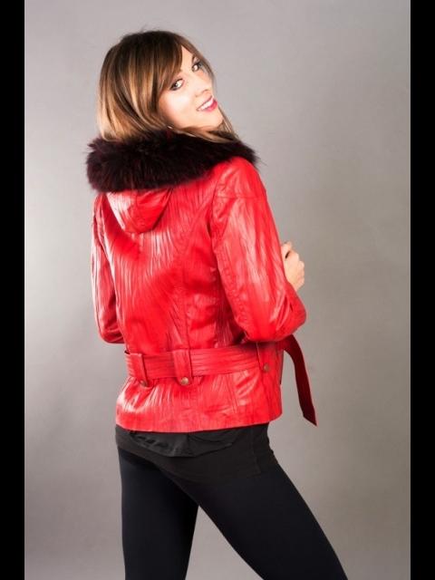 Tereza 1 s kapucí