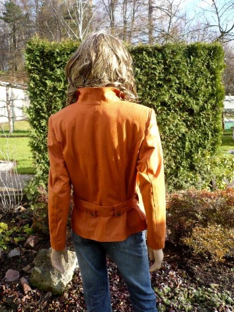 Tereza 13 s kapucí