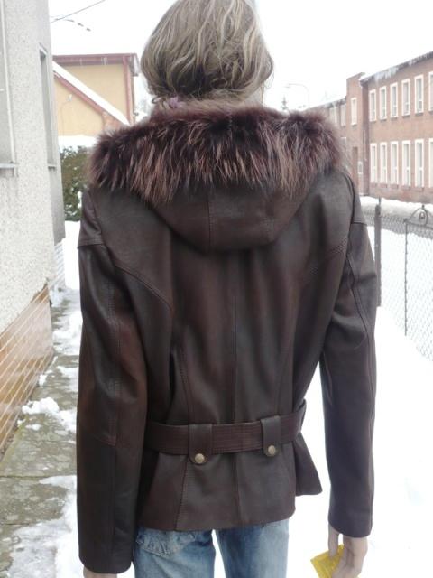 Tereza 9 s kapucí