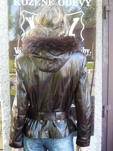 Tereza 2 s kapucí