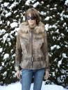Tereza 5 s kapucí